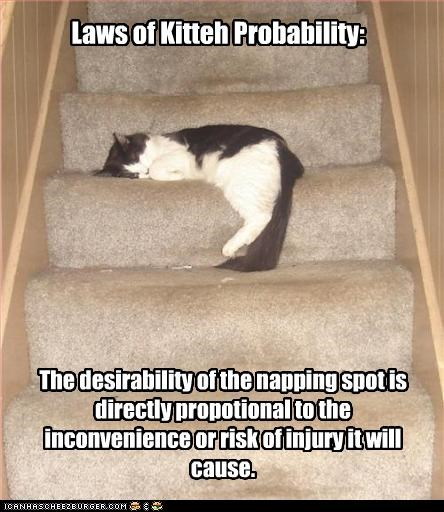 Laws of Kitteh Probability: