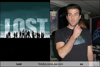 Lost Totally Looks Like as