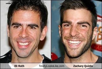 Eli Roth Totally Looks Like Zachary Quinto