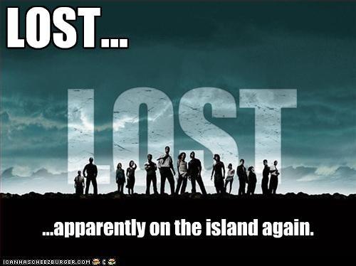 LOST...