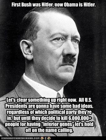 adolf hitler,barack obama,democrats,eugenics,genocide,george w bush,Historical,holocaust,jews,nazis,president,Republicans