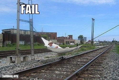 Hammock Fail;