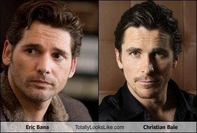 Eric Bana Totally Looks Like Christian Bale