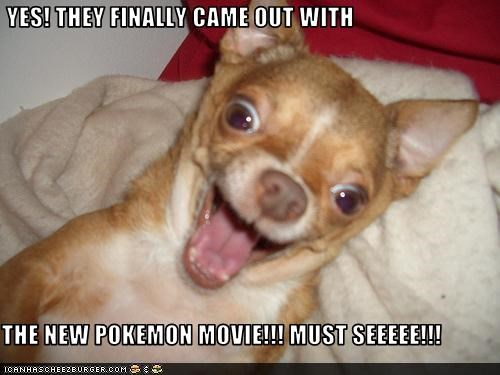 YES! THEY FINALLY CAME OUT WITH   THE NEW POKEMON MOVIE!!! MUST SEEEEE!!!