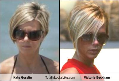Kate Gosslin Totally Looks Like Victoria Beckham