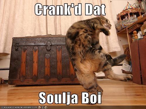 Crank'd Dat  Soulja Boi
