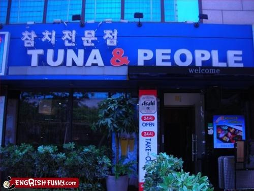 Tuna & People