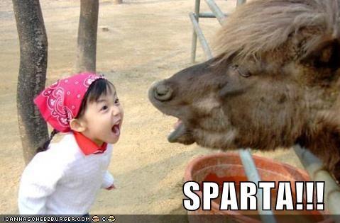 SPARTA!!!