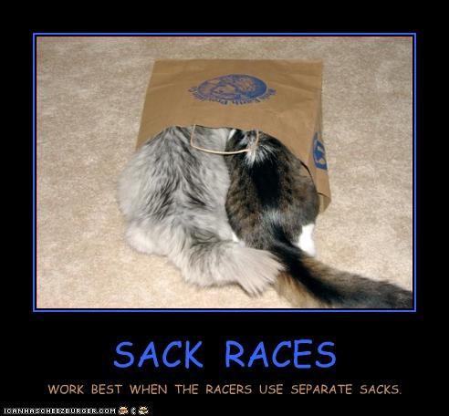 SACK  RACES