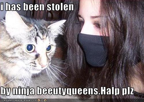 i has been stolen  by ninja beeutyqueens.Halp plz