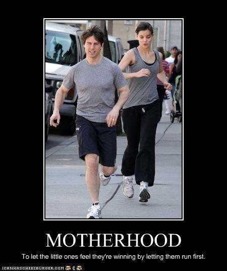 katie holmes,mother,scientology,Tom Cruise,winning