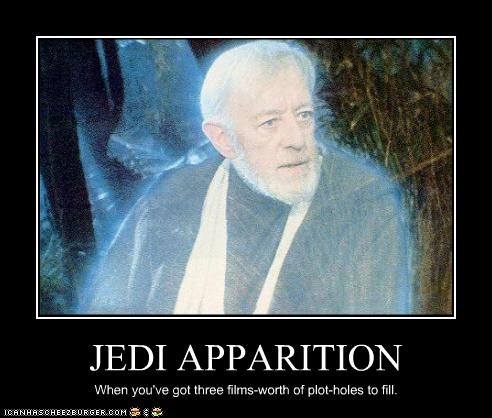 JEDI APPARITION