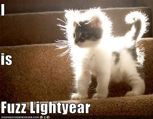 I is Fuzz Lightyear