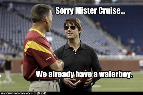 football,nfl,sports,the ghey,Tom Cruise