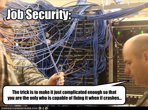 complicated,crash,job,security
