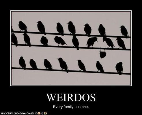 WEIRDOS