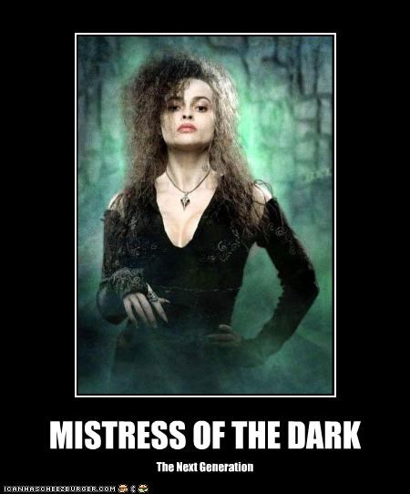 MISTRESS OF THE DARK