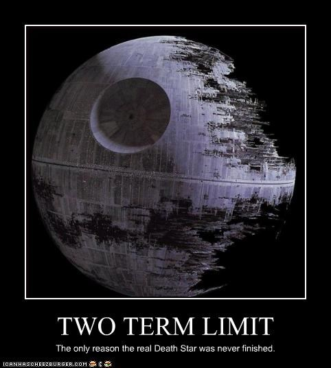 TWO TERM LIMIT