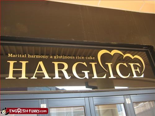 What the heck is a harglice?