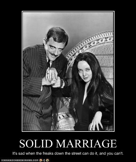 SOLID MARRIAGE