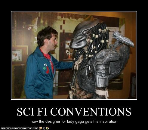 costume,lady gaga,nerds,science fiction,The Predator