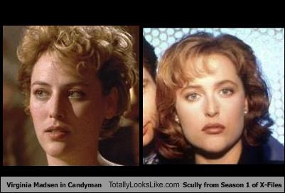 Virginia Madsen in Candyman Totally Looks Like Scully from Season 1 of X-Files