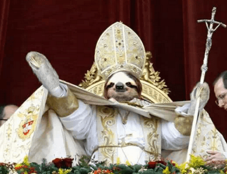 The 10 Best Papal Election Memes