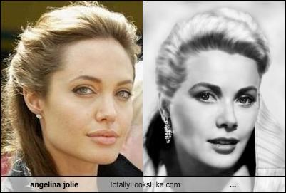 angelina jolie Totally Looks Like ...