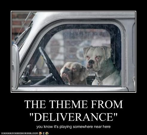 "THE THEME FROM ""DELIVERANCE"""