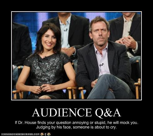 cry,House MD,hugh laurie,lisa edelstein,sexy Brits,stupid