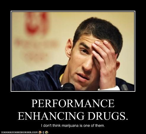 PERFORMANCE ENHANCING DRUGS.