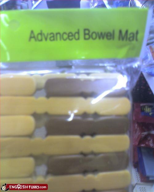 advanced,bowel,mat,packaging,wtf