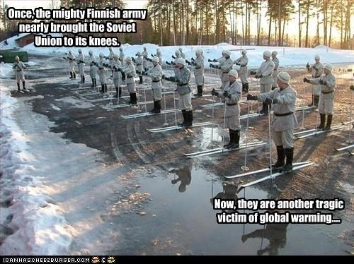 Once, the mighty Finnish army nearly brought the Soviet Union to its knees.