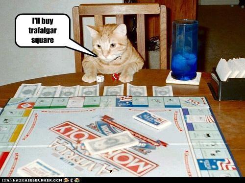 I'll buy  trafalgar square