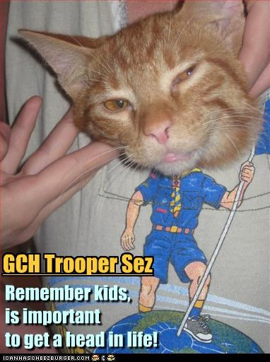GCH Trooper Sez