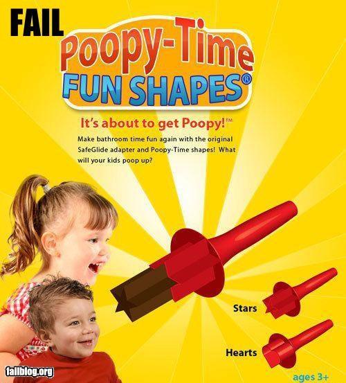 Toy Fail