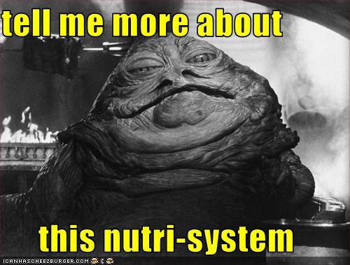 tell me more about   this nutri-system