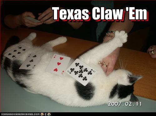 Texas Claw 'Em