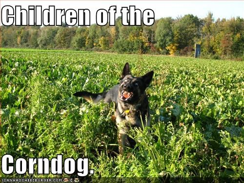 Children of the  Corndog.