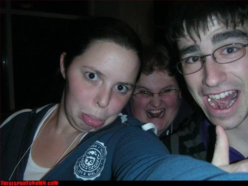 girl,glasses,Impending Doom,scary,that face,zombie
