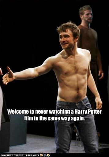 Welcome to never watching a Harry Potter film in the same way again.