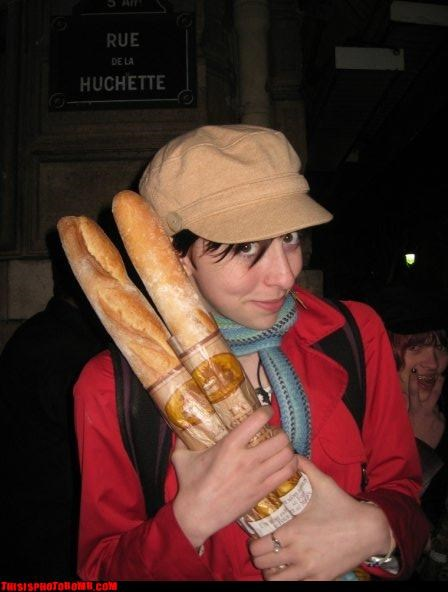 Let Me Butter Your Baguette