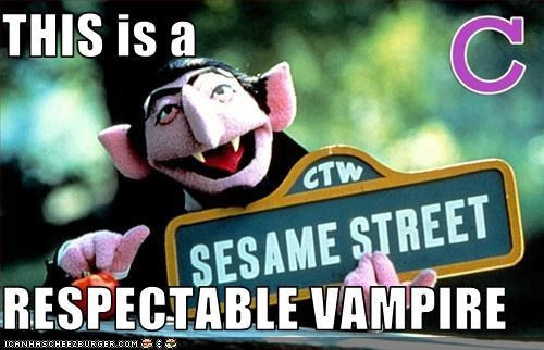 THIS is a   RESPECTABLE VAMPIRE