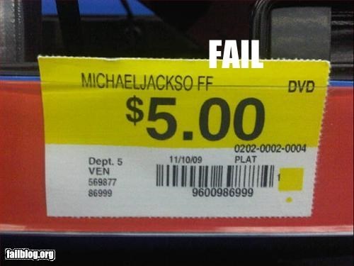 Price Tag Fail