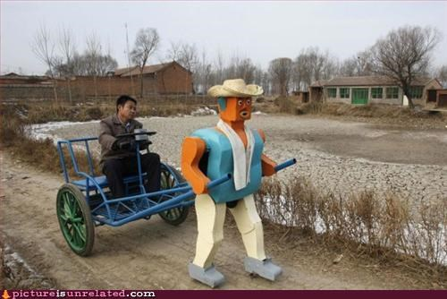 robot,transportation,wtf