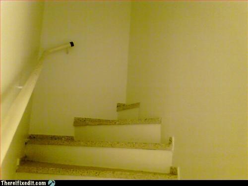 no door,no point,stairs,wait wut