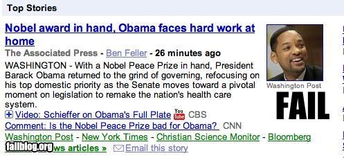 Associated Press Fail