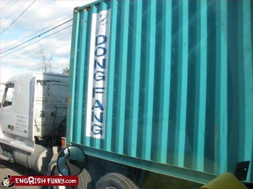 dong,fangs,paint,truck