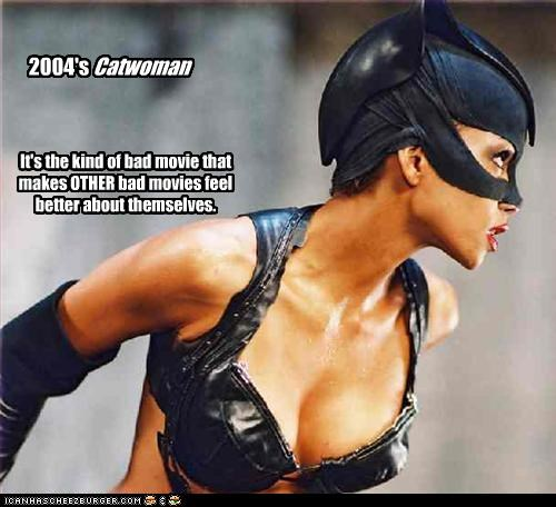 In truth, it's not Halle's fault.