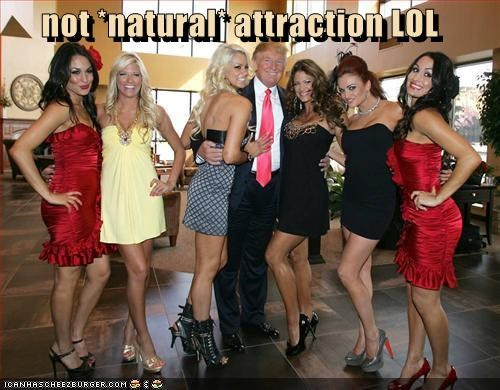 not *natural* attraction LOL